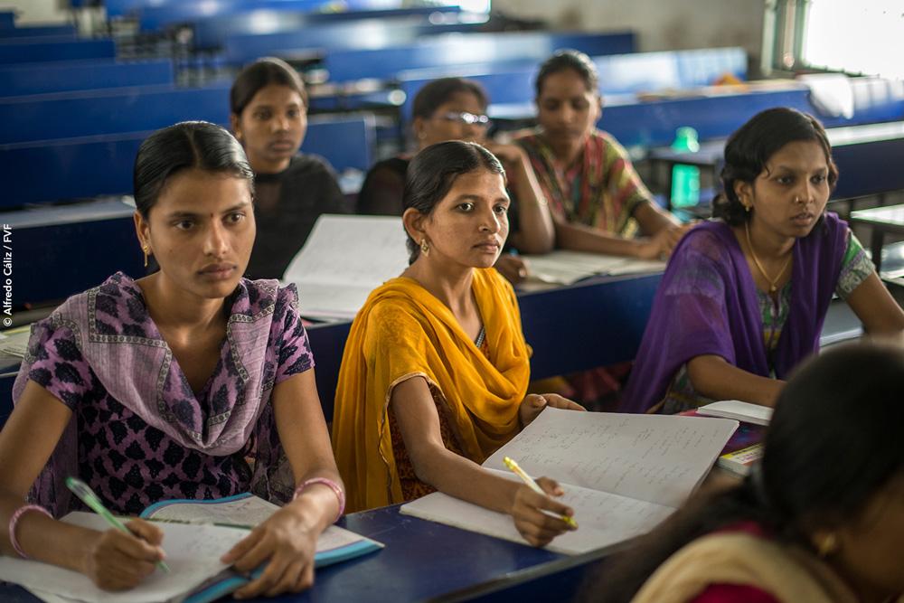 La educación contra el círculo vicioso de la pobreza