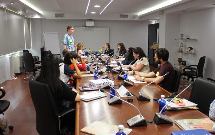 Jornadas Madrid en la Agenda 2030 organizadas por la Fundación Vicente Ferrer